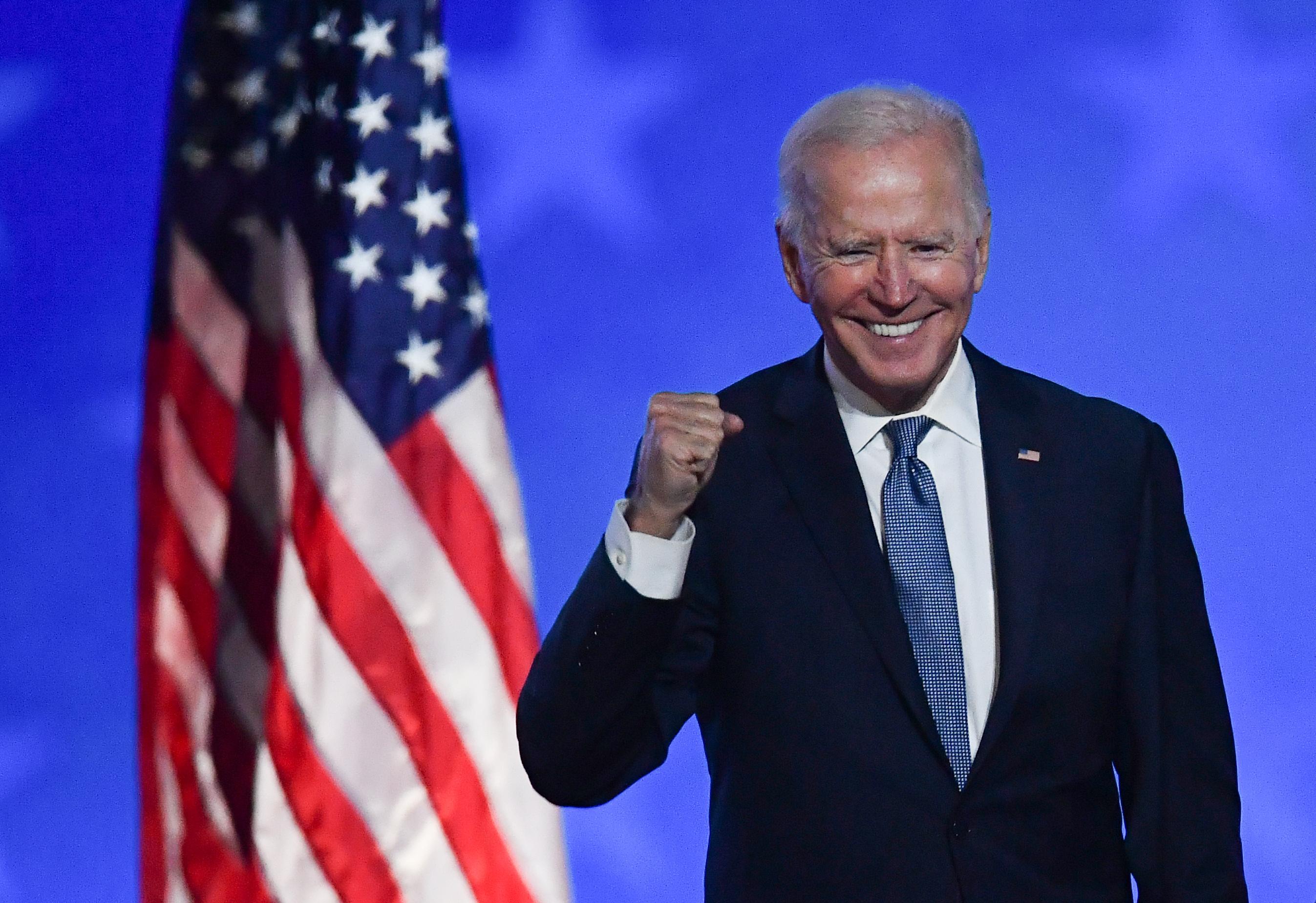 USA: Joe Biden vers la maison blanche sans attendre le feu vert de Trump -  Chroniques.sn